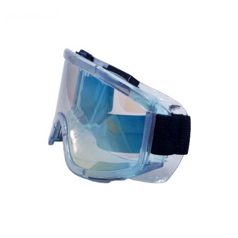 Очки защитные зеркальные с паролоном стекло поликарбонат VITA ZO-0012