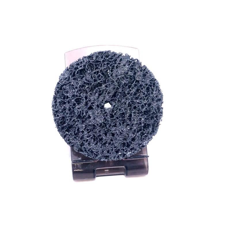 Диск (круг) абразивный зачистной SOTRO T071310, DC-100 d100 * 13 мм, черный