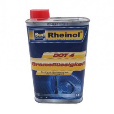 Тормозная жидкость Rheinol DOT4 0.5л (27664)