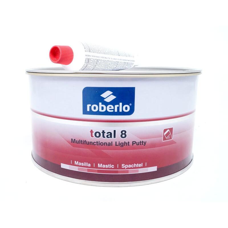 Шпатлевка легкая Roberlo TOTAL 8 (49653) 1л