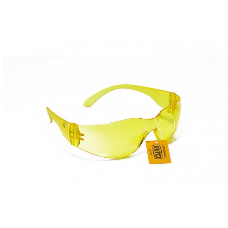 Очки защитные Сила - симплекс желтые (480211)