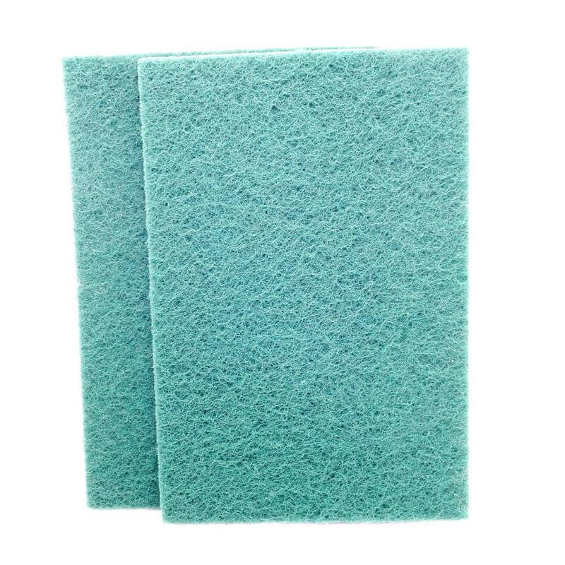 Скотч-брайт абразивный лист SMIRDEX зеленый, Р240, 150х230 мм