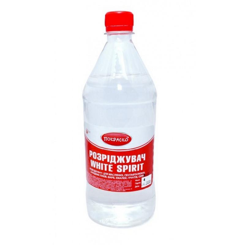 Растворитель Уайт-спирит IMEX Покраско 1 л