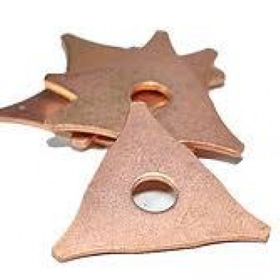 Треугольники покрыты медью к спотера APP (10шт)