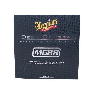 Защитное керамическое покрытие Meguiar's Deep Crystal Ultra Paint Coating 60 мл M68802