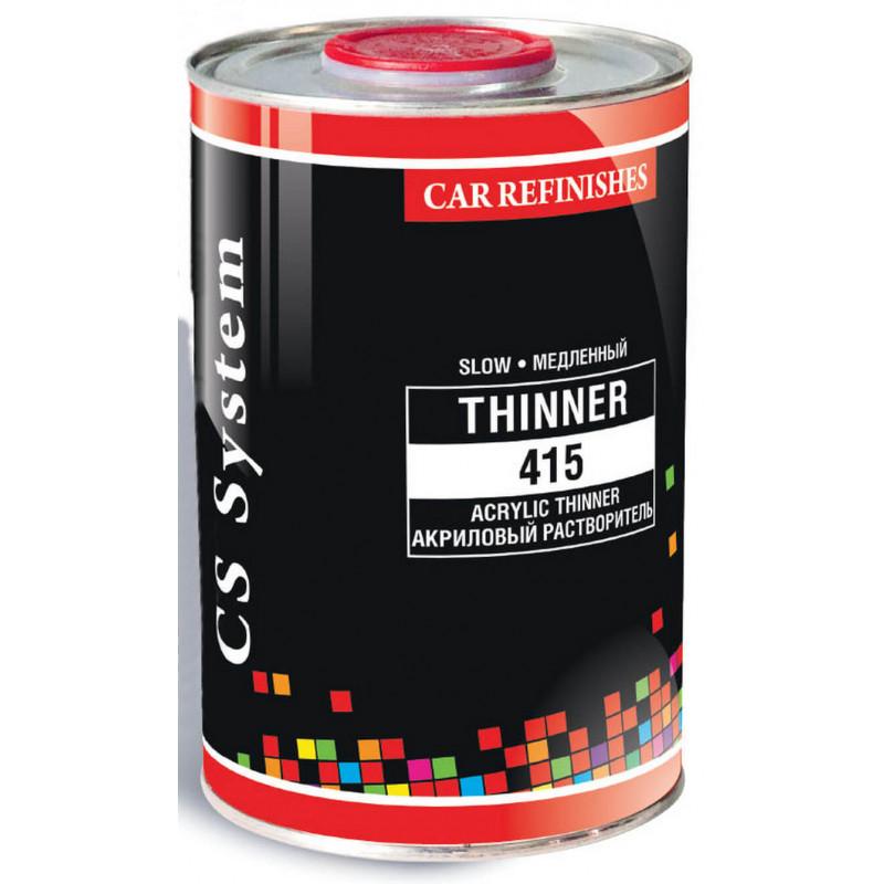 Растворитель медленный CS System Thinner Slow 415, 1 л