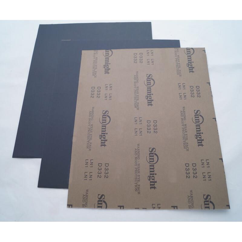 Абразивные водостойкие листы Sunmight Waterproof Sheets 230*280мм