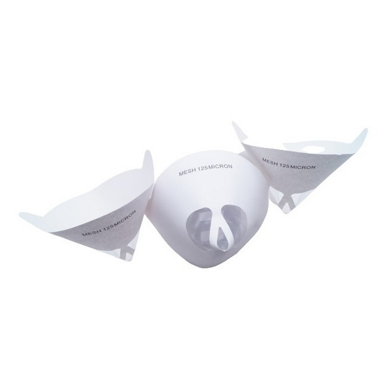 Сито (фильтр-воронка) для краски 125 мкм CARFIT (арт. 7-850-0125)