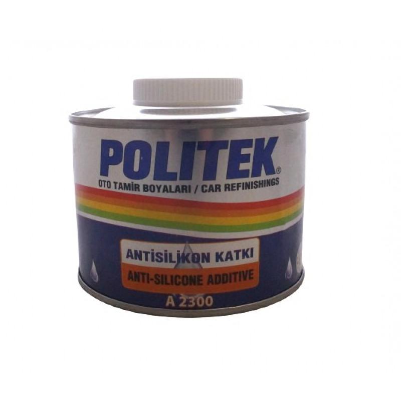 Антисиликоновая добавка в краску Politek A2300 ANTISILICONE, 0,25л