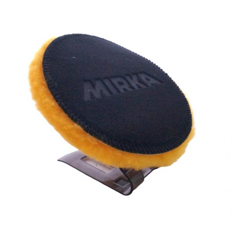 Полировальный диск (круг) Pro из овчины Mirka, 150 мм (7991500211)