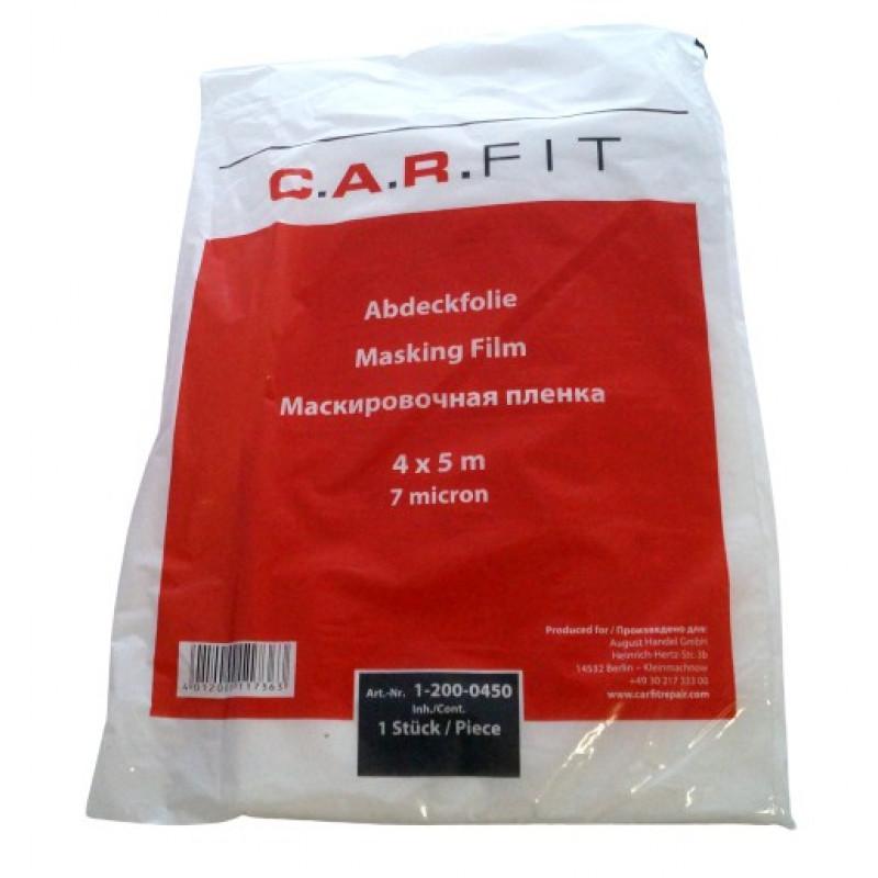 Маскировочная пленка CarFit 4х5 м, 7 микрон (арт. 1-200-0450)
