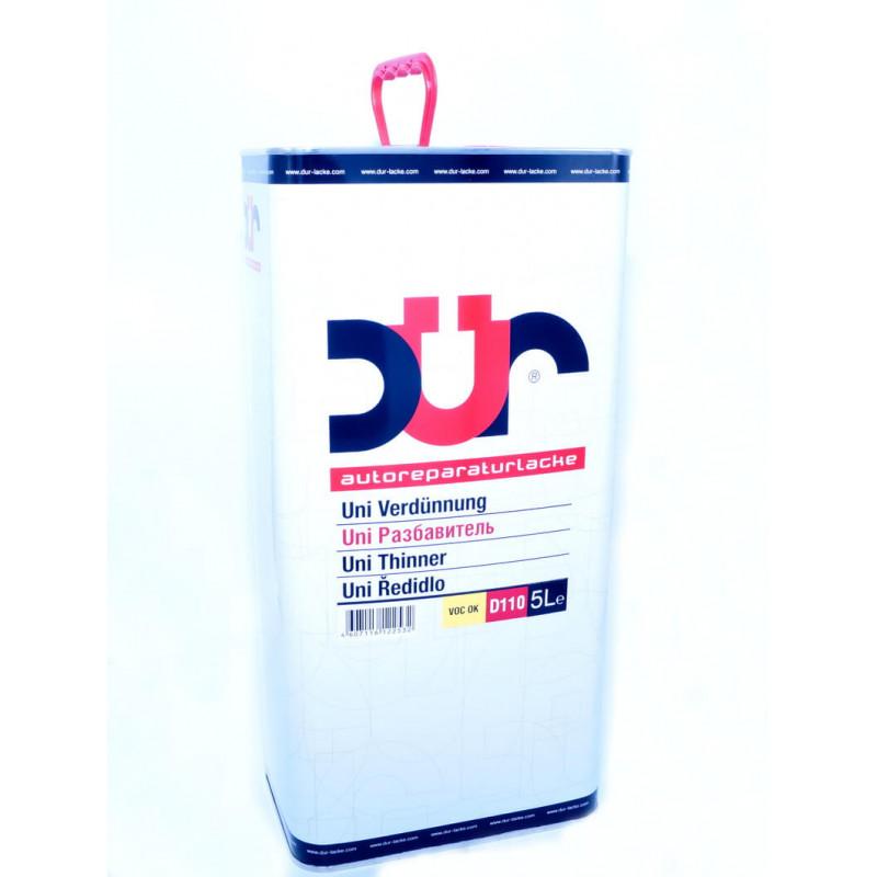 Растворитель универсальный DUR Uni D110, 5 л