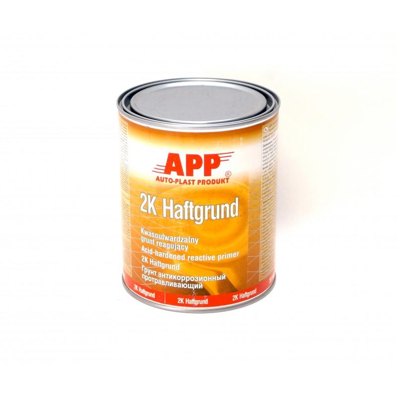 Грунт реактивный кислотного отверждения APP 2К Haftgrund 1,0 л