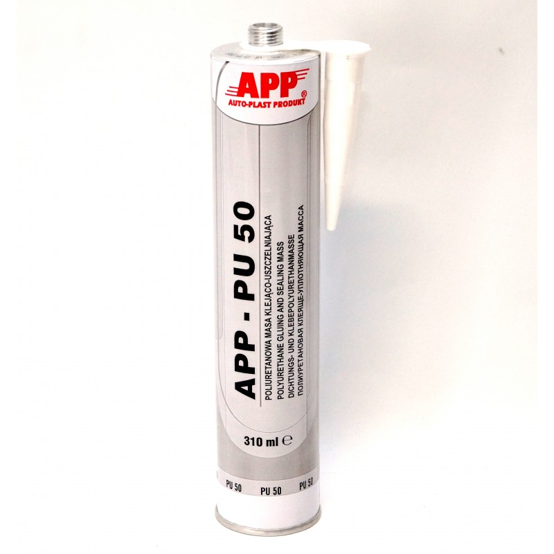 Герметик полиуретановый клеющий уплотняющий в гильзе APP PU 50 310мл