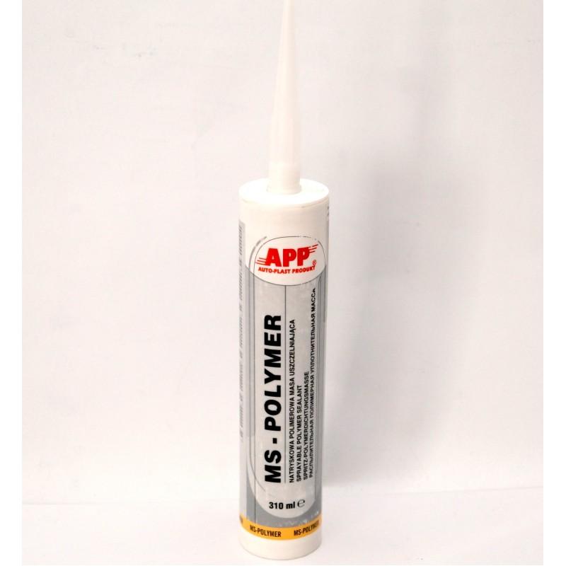 Герметик полимерный жидкий APP распыляемый в гильзе MS Polymer