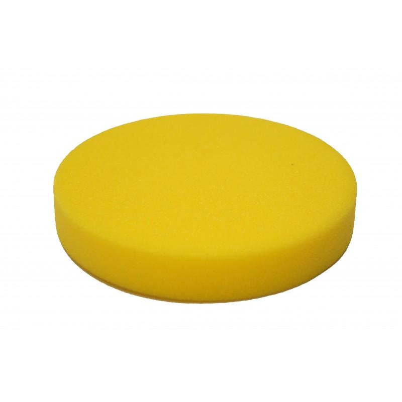 Полировальный круг APP желтый d 150 h 2.5 см липучка