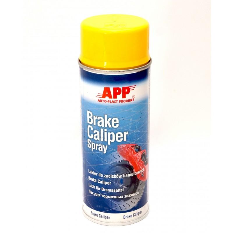 Краска для суппортов APP Brake Caliper Spray 400мл