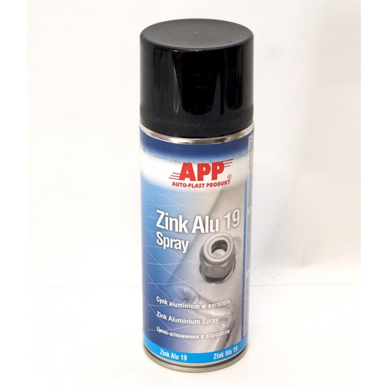 Цинк-алюминия в аэрозоле APP Spray 400мл