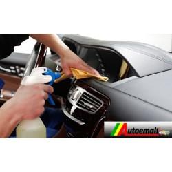 Как очистить панель автомобиля. Какую полироль для пластика использовать