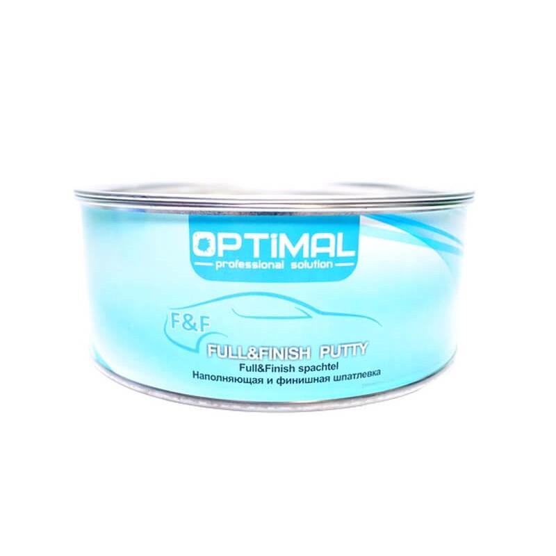 Шпатлевка OPTIMAL FULL & FINISH OPTIMAL 1kg