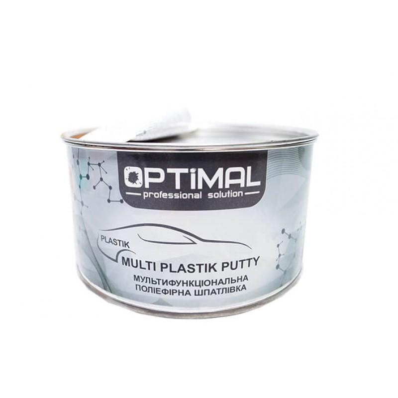 Шпатлевка для пластиковых элементов OPTIMAL