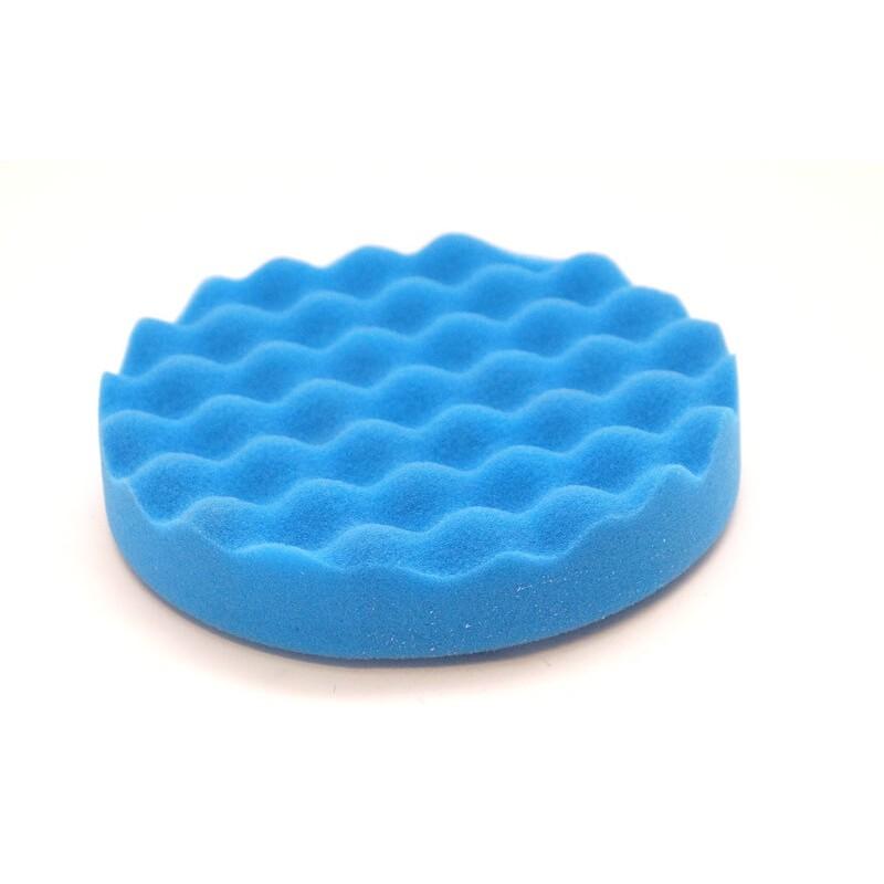 Полировальный круг 3M 50388, синий на липучке D150мм, мягкий