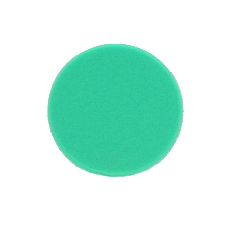 Полировальный круг 3M 50487 зеленый на липучке D150мм, универсальный
