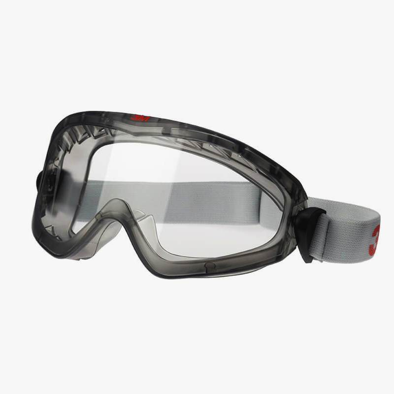Очки защитные 3M 2890 прозрачные, закрытые