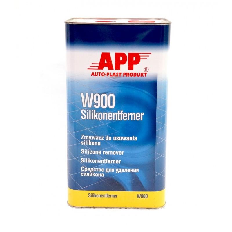 Смывка для удаления силикона APP W900