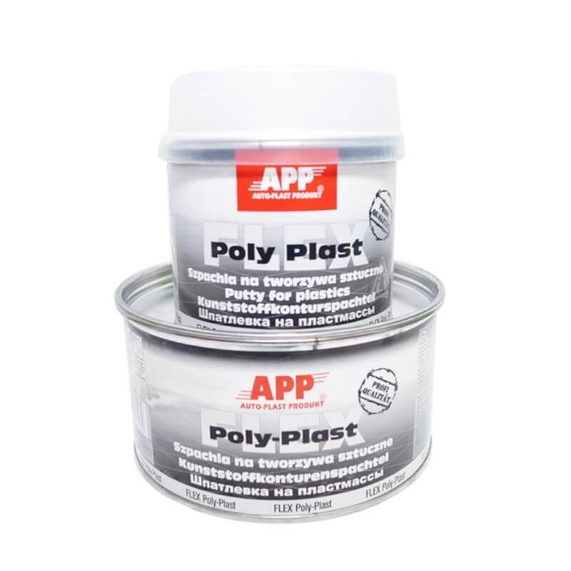 Шпатлевка для пластиков APP FLEX POLY-PLAST