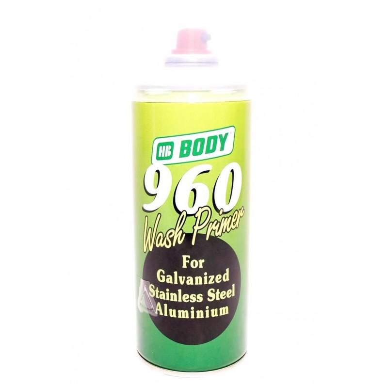 Грунт реактивный HB BODY 960 в аэрозоле, 400 мл