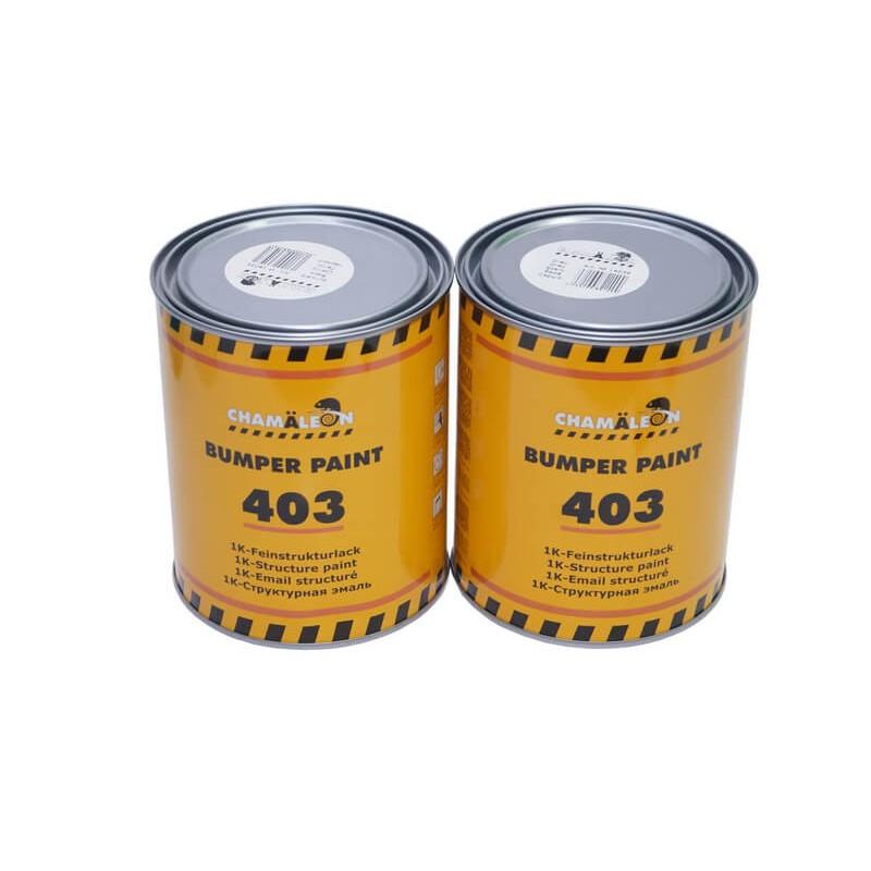 Краска структурная для бамперов CHAMAELEON 403 1 л
