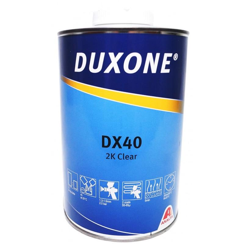 Лак акриловый MS класса DUXONE DX-40 2k clear