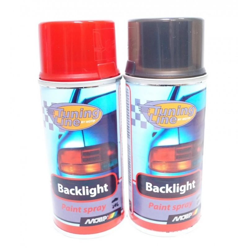 Краска для тонировки фонарей MOTIP, 150 мл