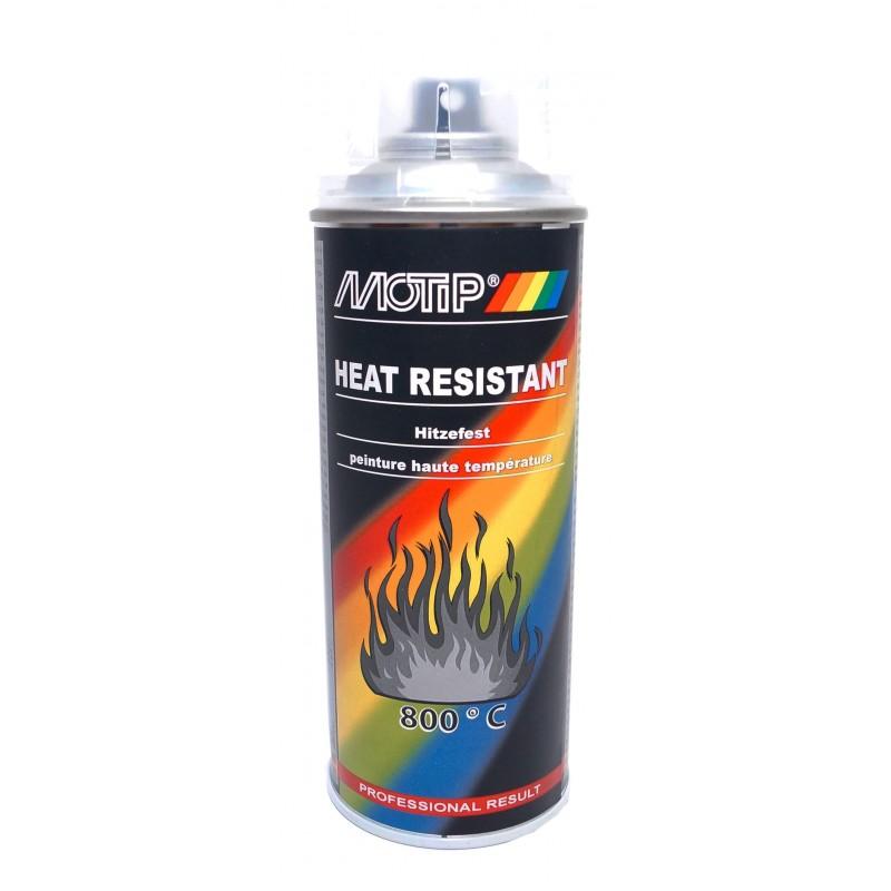Термостойкий лак в баллончике MOTIP 04033