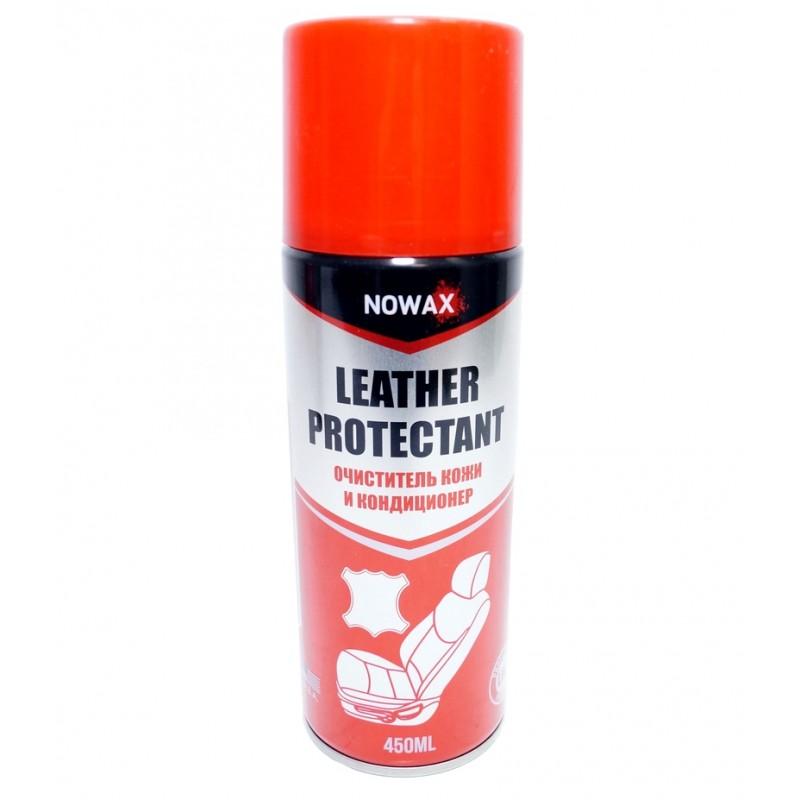 Очиститель кожи и кондиционер NOWAX, 450 мл