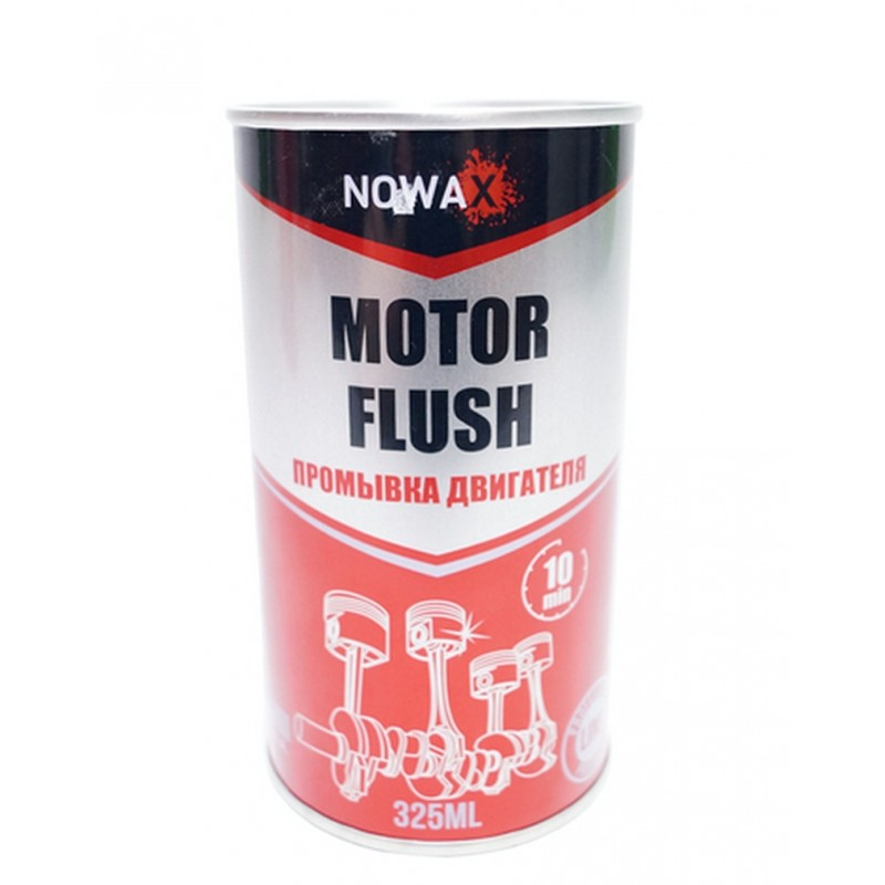 Промывка двигателя NOWAX Motor Flush, 325 мл