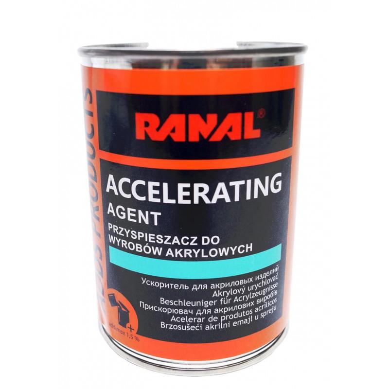 Акселератор (ускоритель сушки) акриловых продуктов Ranal