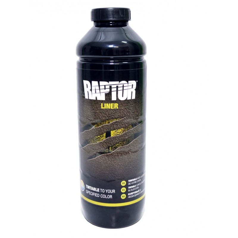 Raptor U-POL с отвердителем в комплекте