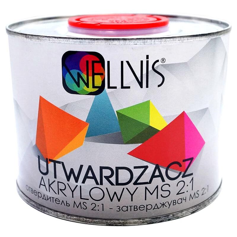 Отвердитель к акриловым краскам Wellvis, 0.5 л
